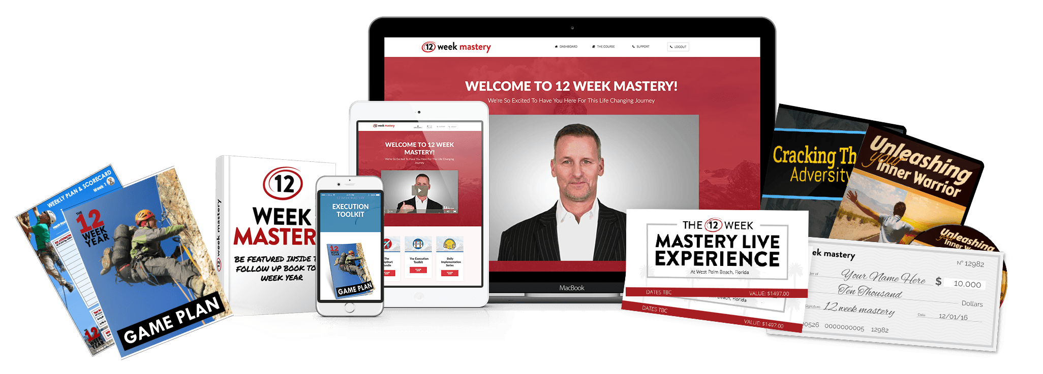 12 Week Mastery System