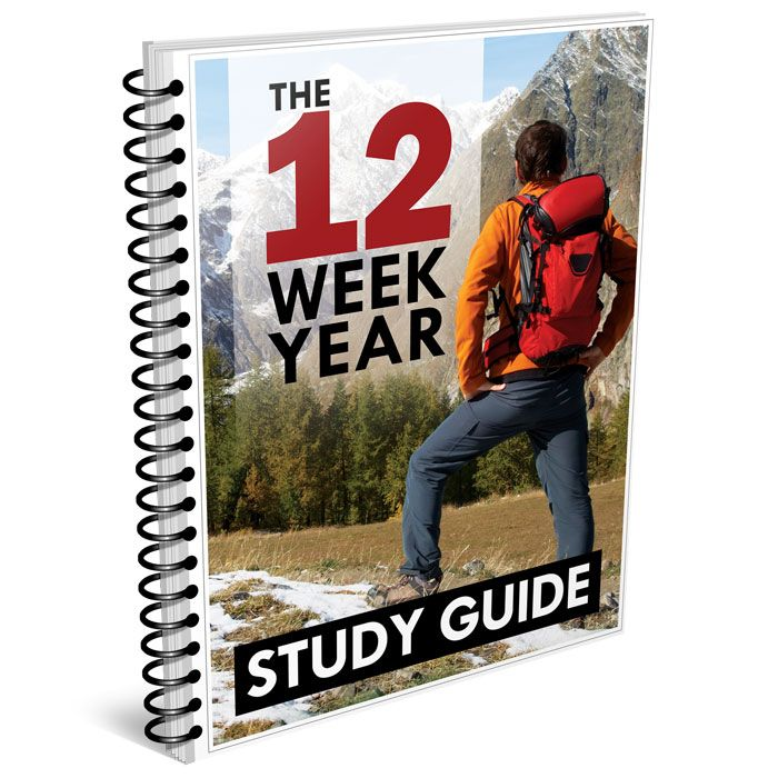 12 Week Year Study Guide