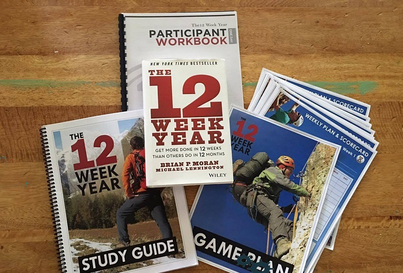 12 Week Year Study Guide Review