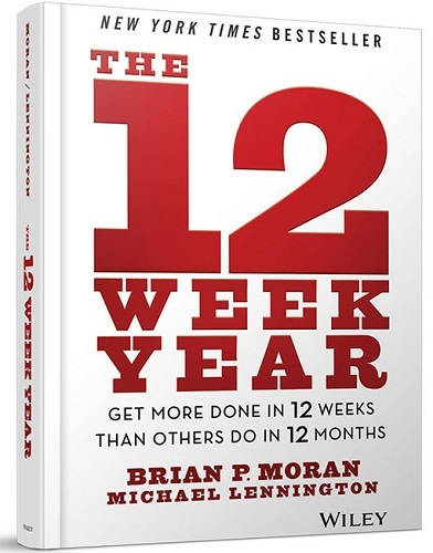 12 Week Year Book
